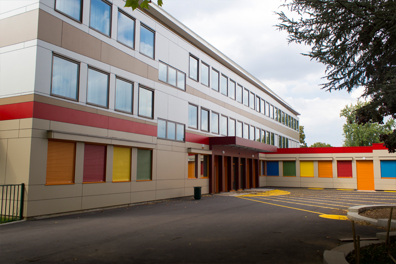 Groupe scolaire Romain Rolland